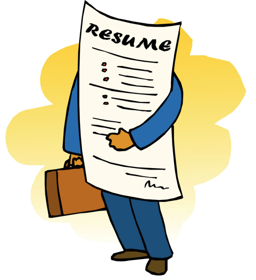 My CV. Image from https://loinhacviet.info/explore/resume-clipart-job-hunting/